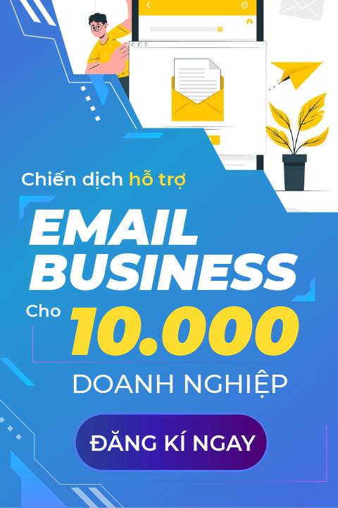Hostvn Hỗ trợ Email Services đến 10k doanh nghiệp